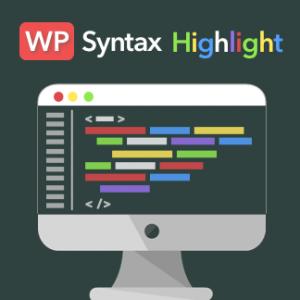 WP Syntax Highlight